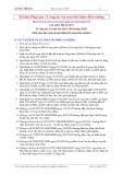 TÀI LIỆU PHÁP QUY VỀ CÔNG TÁC AN TOÀN SỨC KHỎE MÔI TRƯỜNG HSE