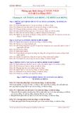 Chương 9 an toàn lao động , vệ sinh lao động