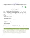 SP GEAR OIL EP GL-4 DẦU CẦU, DẦU HỘP SỐ VỚI PHỤ GIA CỰC ÁP