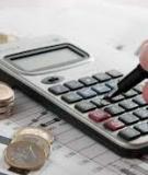 Báo cáo khoa học: Hoàn thiện công tác kế toán thuế GTGT tại công ty TNHH một thành viên Than Hồng Thái nhằm giải quyết những vướng mắc trong công tác kế toán thuế GTGT