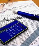 Đề tài nghiên cứu khoa học: Hoàn thiện công tác lập, phân tích Bảng cân đối kế toán và Báo cáo kết quả kinh doanh tại công ty Cổ phần Vận tải và Cung ứng xăng dầu