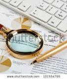Đề tài nghiên cứu khoa học: Hoàn thiện công tác kế toán doanh thu, chi phí và xác định kết quả kinh doanh nhằm tăng cường quản lý chi phí tại Công ty C.P thương mại & xây dựng Hoàng Hải Đông