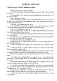Thuế Thu Nhập Doanh Nghiệp: Bộ câu hỏi 1