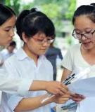 Đề thi đại học môn Tiếng anh năm 2013 - Mã đề 729 - Khối A