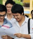 Đề thi đại học môn Tiếng anh năm 2013 - Mã đề 951 - Khối A
