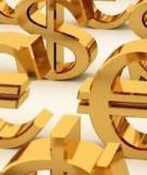 Đề tài nghiên cứu khoa học: Phân tích mối quan hệ giữa doanh thu,chi phí và lợi nhuận để nâng cao hiệu quả sản xuất kinh doanh tại công ty TNHH MTV thuyền viên VIPCO