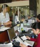 Đề tài nghiên cứu khoa học: Xây dựng chiến lược kinh doanh cho ngân hàng TMCP Sài Gòn Thương Tín - Chi nhánh Hải Phòng