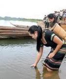Đề tài nghiên cứu khoa học: Tìm hiểu nghi lễ vòng đời người của tộc người Tày tại thôn Tân Lập – xã Tân Trào huyện Sơn Dương tỉnh Tuyên Quang để phục vụ hoạt động du lịch