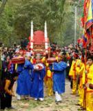 Đề tài nghiên cứu khoa học: Khai thác các giá trị văn hóa của lễ hội Đền Sóc (Đền Gióng) - Sóc Sơn để phục vụ Du lịch