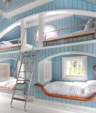 Những chiếc giường tiết kiệm diện tích