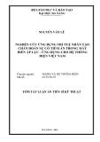 Luận văn: NGHIÊN CỨU ỨNG DỤNG TRÍ TUỆ NHÂN TẠO CHẨN ĐOÁN SỰ CỐ TIỀM ẨN TRONG MÁY BIẾN ÁP LỰC - ỨNG DỤNG CHO HỆ THỐNG ĐIỆN VIỆT NAM