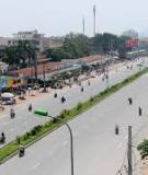 Đồ án tốt nghiệp Xây dựng cầu đường: Thiết kế tuyến đường qua 2 điểm M9 - N9 tỉnh Thái Nguyên