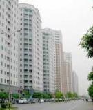 Đồ án tốt nghiệp Xây dựng: Chung cư N04 – B2 – Thành phố Hà Nội