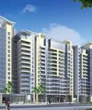 Đồ án tốt nghiệp Xây dựng: Chung cư CT 1A Khu đô thị mới Văn Khê - Hà Đông - Hà Nội