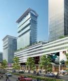 Đồ án tốt nghiệp Xây dựng: Trung tâm thương mại An Bình