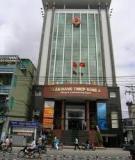 Đồ án tốt nghiệp Xây dựng: Ngân hàng Đông Á chi nhánh Thái Bình