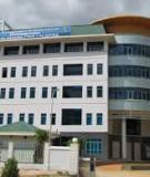 Đồ án tốt nghiệp Xây dựng: Nhà trang bị học viện kỹ thuật quân sự, Hà Nội