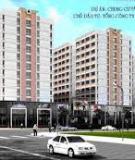 Đồ án tốt nghiệp Xây dựng: Chung cư lô C, phường 9, quận 3, thành phố Hồ Chí Minh