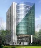 Đồ án tốt nghiệp Xây dựng: Nhà điều hành, sản xuất, kinh doanh và cho thuê Giải Phóng, Hà Nội