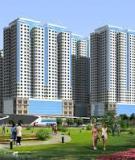 Đồ án tốt nghiệp Xây dựng: Khu chung cư cao tầng - khu nhà ở tái định cư mở rộng phường Tràng Cát