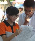 Đề thi tuyển sinh Đại học 2013 môn Sinh khối B - Mã đề 958