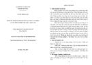Luận văn:Đánh giá thành tích nhân viên tại công ty cổ phần vật tư nông nghiệp 2 Đà Nẵng - DANACAM