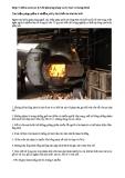 Các biện pháp giảm ô nhiễm,xử lý khí thải do khói lò hơi