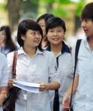 Đáp án và đề thi tuyển sinh Đại học môn Toán khối D năm 2013
