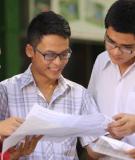 Đề thi tuyển sinh Đại học 2013 môn Hóa khối B - Mã đề 753