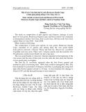 Một số nét về sâu bệnh hại bí xanh (Benincasa hispida Cogn) và biện pháp phòng chống ở Yên Châu, Sơn La