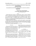 Đa dạng sinh học côn trùng ký sinh và ảnh hưởng của thuốc hoá học tới chúng trên đậu tương tại Gia Lâm, Hà Nội năm 2006-2007