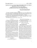 RệP SáP GIả Phenacoccus solenopsis Tinsley GÂY HạI TRÊN CÂY HOA CÂY CảNH TạI THàNH PHổ Hồ CHí MINH Và VùNG PHụ CậN