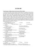 Đề ôn thi đại học môn Tiếng Anh năm 2013-Đề 8