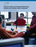 Internal Control over Financial Reporting – Guidance for Smaller Public Companies Volume I : Executive Summary