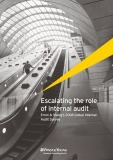 Escalating the role of internal audit