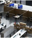 Các nguyên tắc mới về thiết kế văn phòng công ty