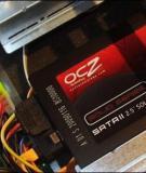 Vì sao ổ SSD càng đầy lại càng chậm?
