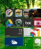 Biến New Tab của Chrome thành Metro của Windows 8