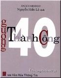 40 Gương Thành Công - Dale Carnegie