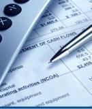 Bài tập Excel - Bảng theo dõi lượng hàng bán ra