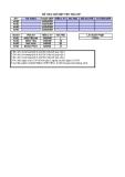 Bài tập Excel - SỔ THEO GIỎI NỘP TIỀN TRẢ GÓP