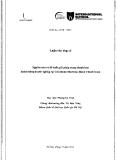 Luận văn:Nghiên cứu và đề xuất giải pháp trung thành hóa khách hàng doanh nghiệp tại chi nhánh Maritime bank Thanh Xuân