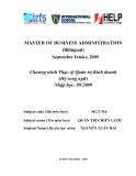 Luận văn thạc sĩ: Phân tích, đánh giá và đề xuất chiến lược kinh doanh tại Công ty Xây dựng và Kinh doanh nhà Phú Nhuận giai đoạn 2011 - 2025