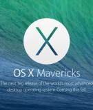 Tìm hiểu những công nghệ tiết kiệm điện năng trên OS X Mavericks