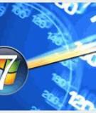 Cách tăng tốc cho Windows 7