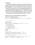 Định lý viết và ứng dụng