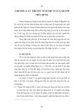 GIÁO TRÌNH KINH TẾ VĨ MÔ _ CHƯƠNG 4