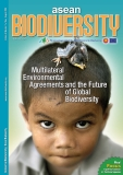 Asean Biodiversity: Multilateral enviromental agreements and the future of global biodiversity