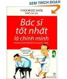 Ebook Bác sỹ tốt nhất là chính mình - NXB Trẻ