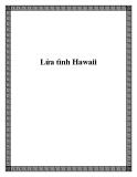 Lửa tình Hawaii